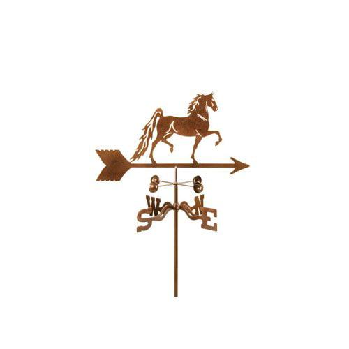 EZ Vane Inc Saddlebred Horse Weathervane by