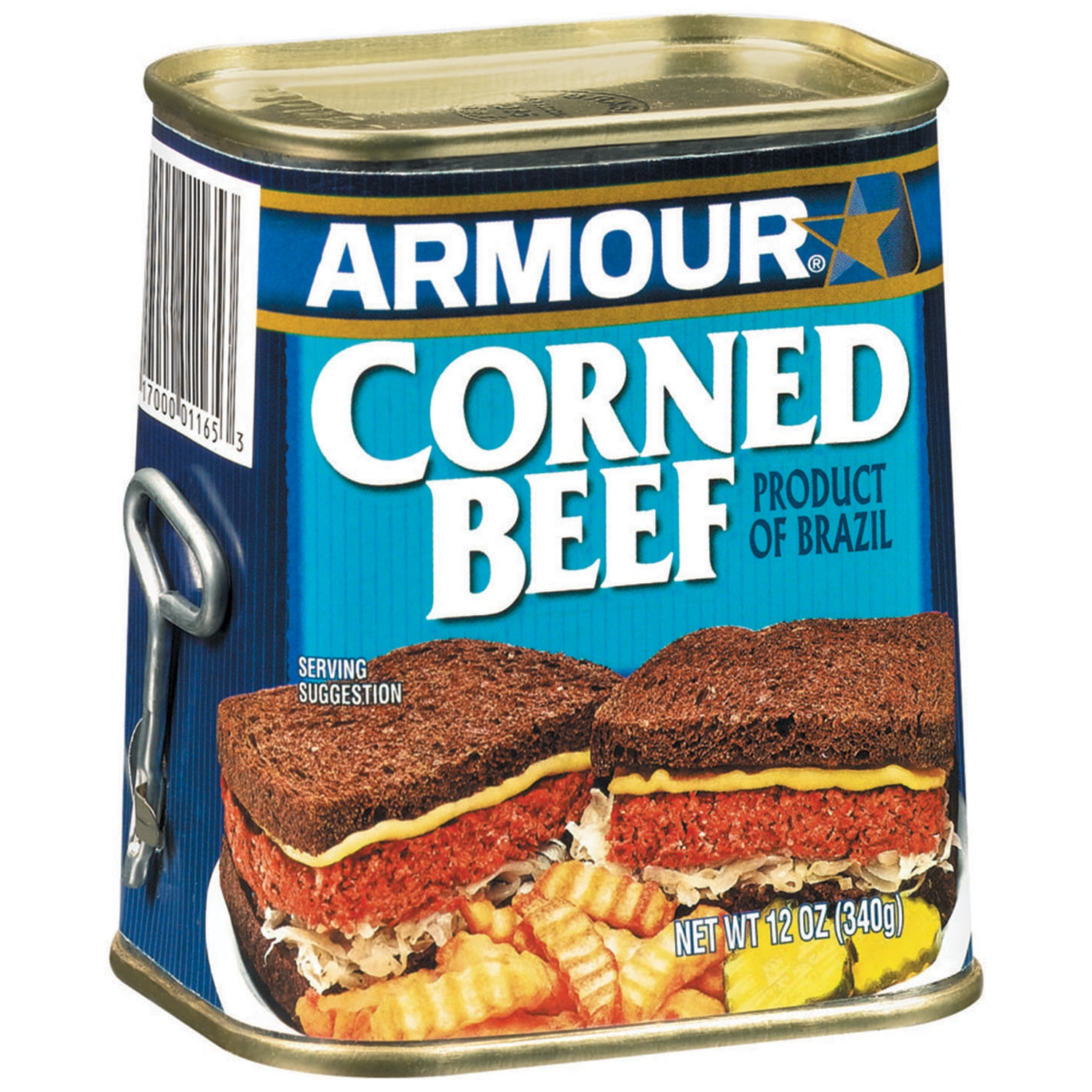 Armour Corned Beef 12 Oz Can by Pinnacle Foods Group, Llc