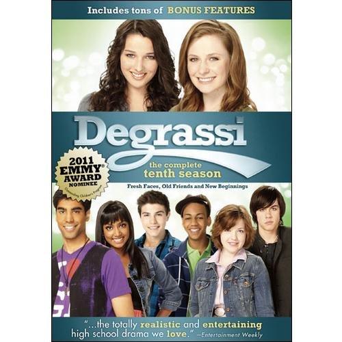 Degrassi: The Complete Tenth Season (Widescreen)