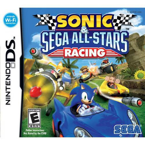 Sonic & Sega All-Stars Racing (DS)
