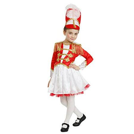 Fancy Drum Majorette Costume](Drum Majorette Costume)