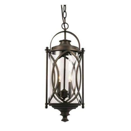 Trans Globe Lighting Fiesta 40413 ROB Outdoor Hanging Lantern