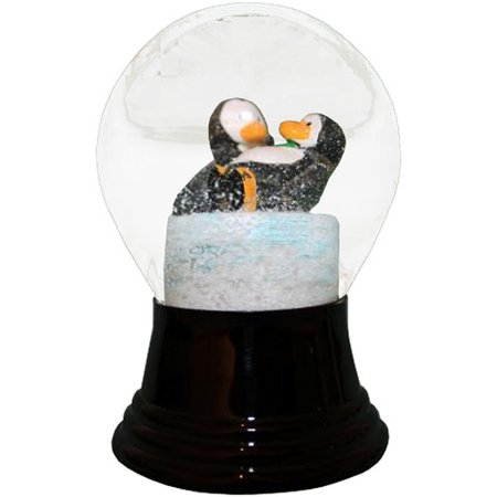 Alexander Taron Perzy Penguins Snowglobe