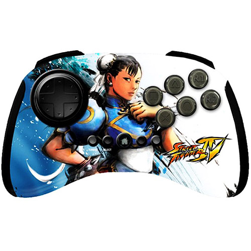 Mad Catz Official Street Fighter IV FightPad - Chun-Li (PS3)