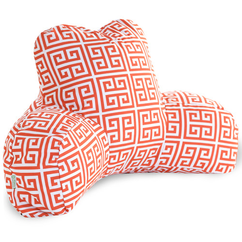 Majestic Home Goods Towers Indoor/Outdoor Bed Rest Pillow