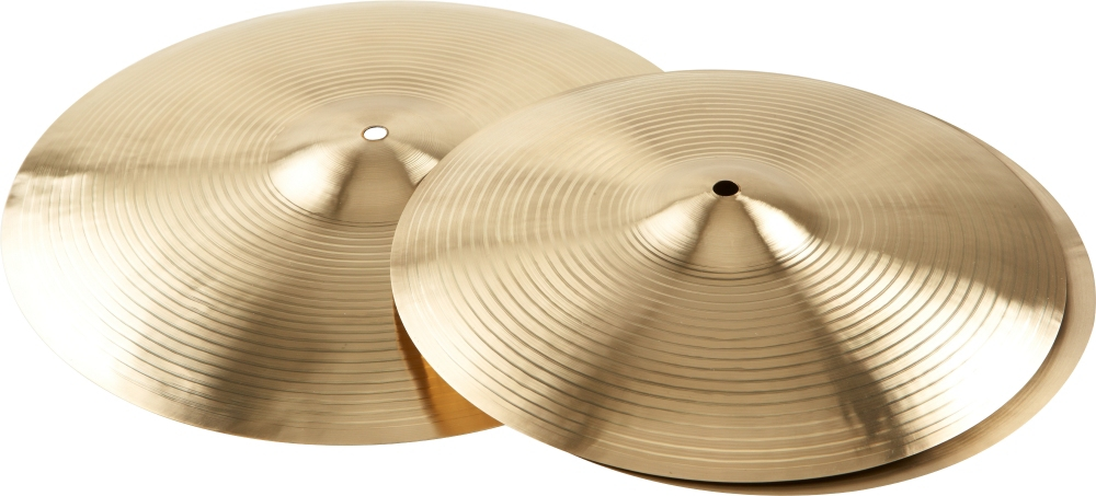 PDP by DW EZ Cymbal Pack Brass by PDP by DW