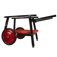 Steel Dragon Tools® 150A Universal Wheel And Tray Stand Cart 92462 fits RIDGID® 535 1224 Pipe Threader Threading Machine 92617 56872