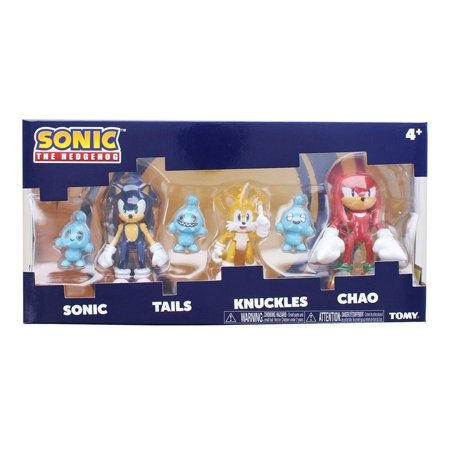 TOMY Sonic 25th Anniversary 3