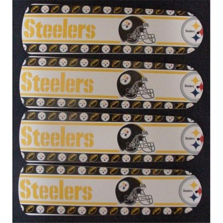 Ceiling Fan Designers 42set Nfl Pit Pittsburgh Steelers Football 42 Inch