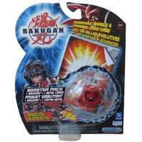 Bakugan Booster Blue Chrome Evolved Dragonoid
