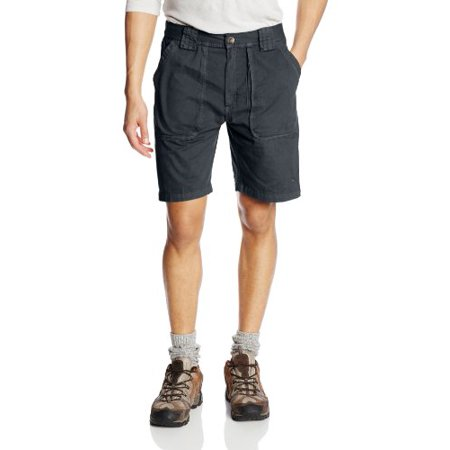 White Sierra Men's Chugger Shorts (9-Inch Inseam), Titanium, XX-Large