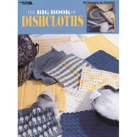 Leisure Arts-The Big Book Of Dishcloths - image 1 of 1