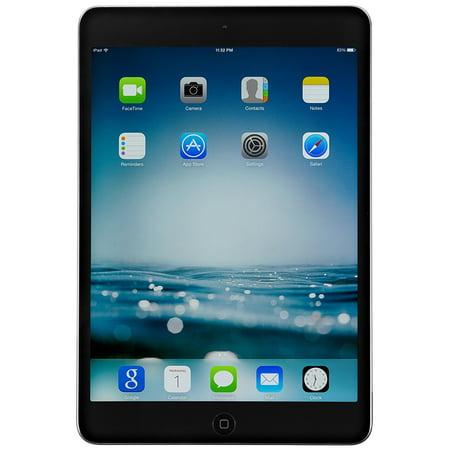 Apple iPad Mini 2 Tablet 16GB Storage, 7.9 Display, WiFi, ME276LL/A - Space Gray (B)