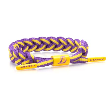 7036668e6fa9 Rastaclat - RASTACLAT Los Angeles Lakers Bracelet