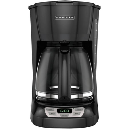 Black+Decker 12 Cup Programmable Coffee Maker Deal Details BrickSeek