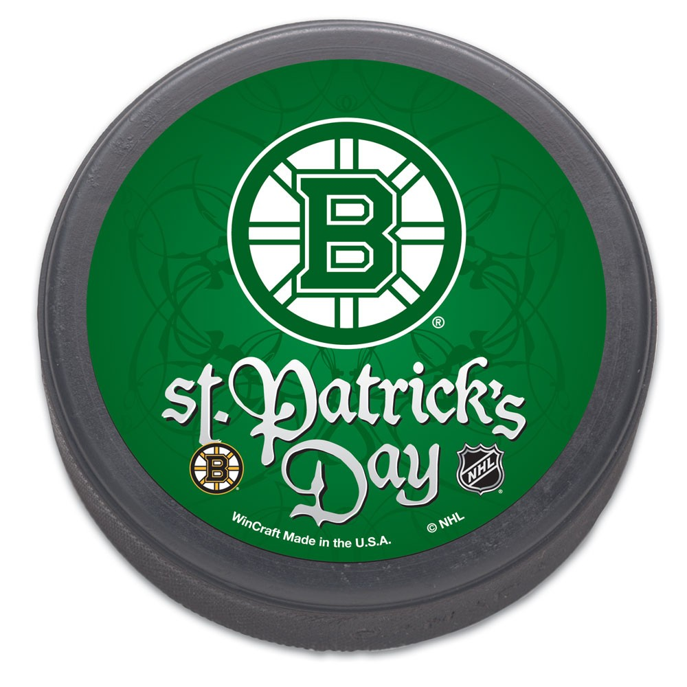 Boston Bruins Official NHL Official Size Hockey Puck by Wincraft