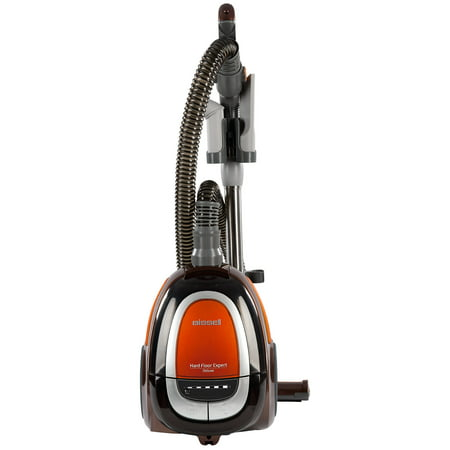 Bissell Bagless Hard Floor Expert Deluxe Vacuum, 1161 (Canister Vacuums For Pets)
