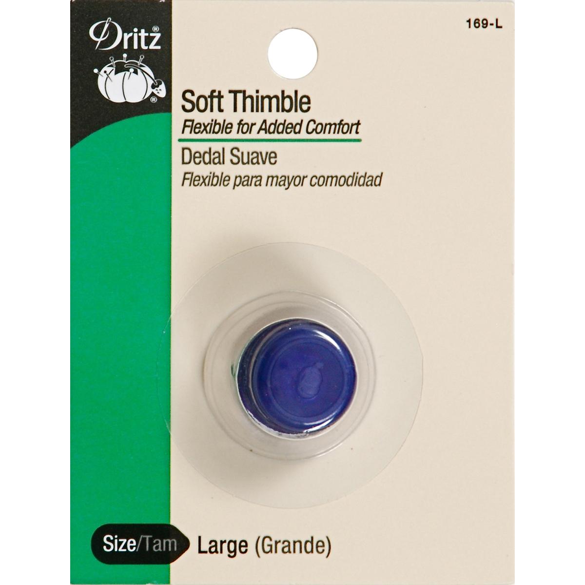 Soft Thimble-Large