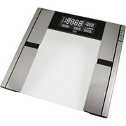 American Weigh Quantum Body Composition Scale, Stainless Steel