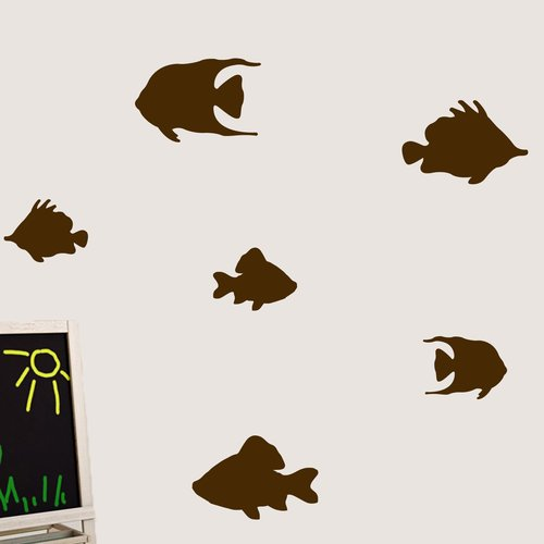 Sweetums Wall Decals Fish Wall Decal