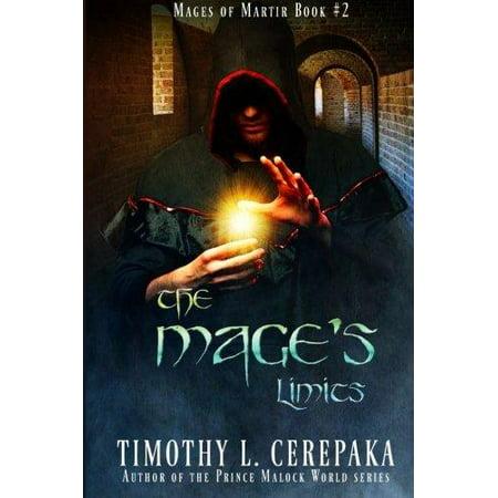 The Mage's Limits: Mages of Martir Book #2 - image 1 de 1