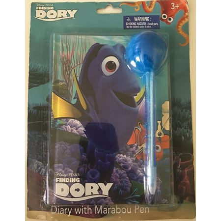 New Disney Finding Dory Diary With Marabou