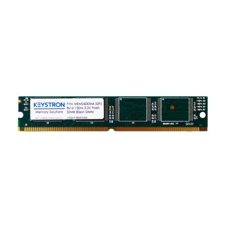 32MB Flash 3rd party Memory Upgrade for CISCO 2600XM Router (p/n: MEM2600XM-32FS) 2610XM, 2611XM, 2620XM, 2621XM, 2650XM, (Series 3rd Party Router Flash)