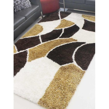 Rugsotic Carpets Hand Tufted Shag Polyester 6