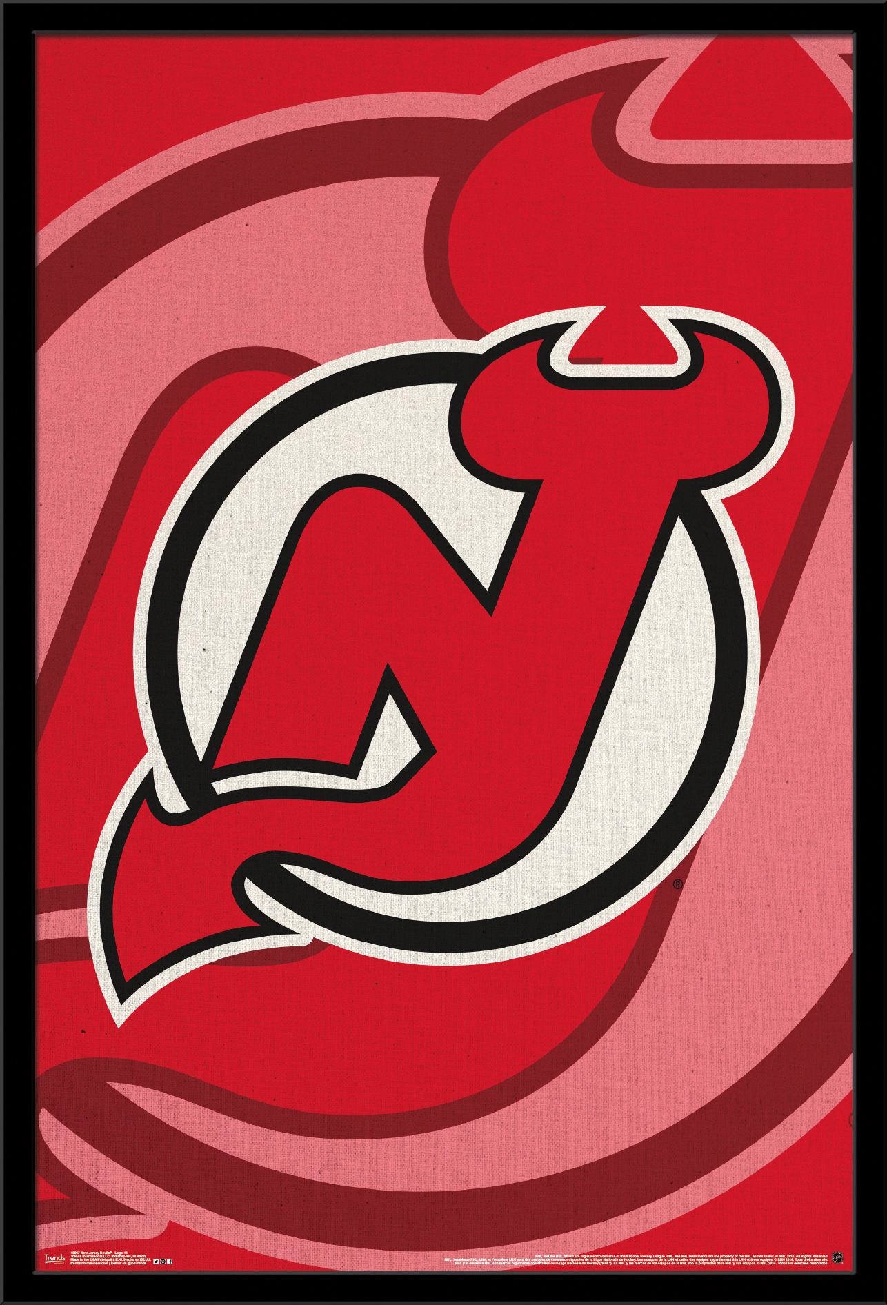 on sale 01e3b 6f908 New Jersey Devils - Logo