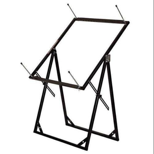 KEYSCO TOOLS 78025 Work Stand, Adjusts to Any Angle, Gray