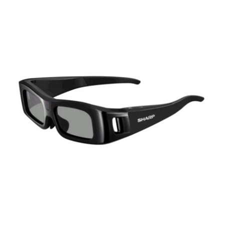Sharp AN3DG30 AN-3DG30 Active Shutter 3D Glasses