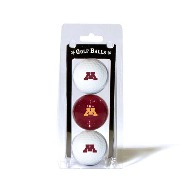 Team Golf 24305 Minnesota Golden Gophers Golf Ball Pack
