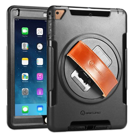 Ipad Air Case New T Gladius Rugged For 2 Pro 9 7 Inch 5th Gen 2017 360 Degree Rotational Angles With Built In