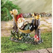Zingz & Thingz 57070090 Slumbering Gnome Statue