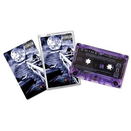 Slim Shady LP (Cassette) (explicit)