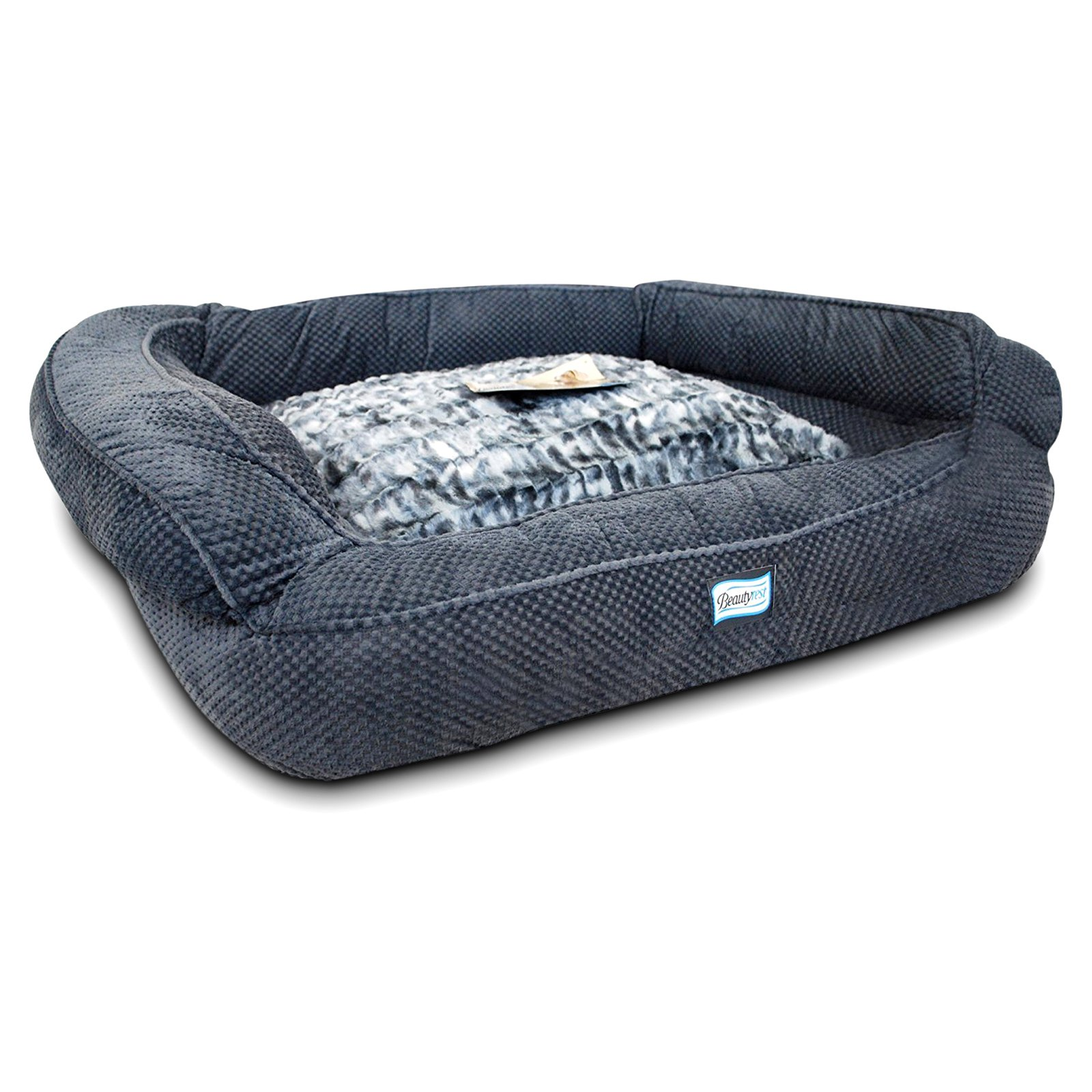 Simmons Beautyrest Pet Colossal Rest Extra Large Orthopedic Dog Bed