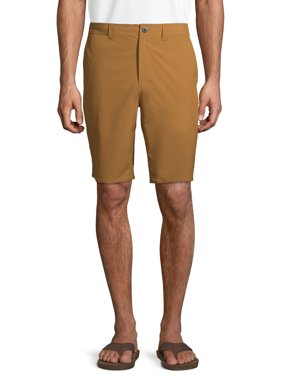 "George Men's 10"" Outdoor Flat Front Shorts"