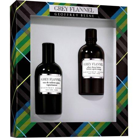 Grey Flannel Gift Set - Geoffrey Beene Grey Flannel Gift Set For Men 1 ea