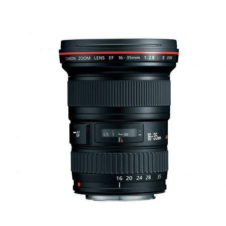 Canon Ef 16 35Mm F 2 8 L Ii Usm Ultra Wide Zoom Lens