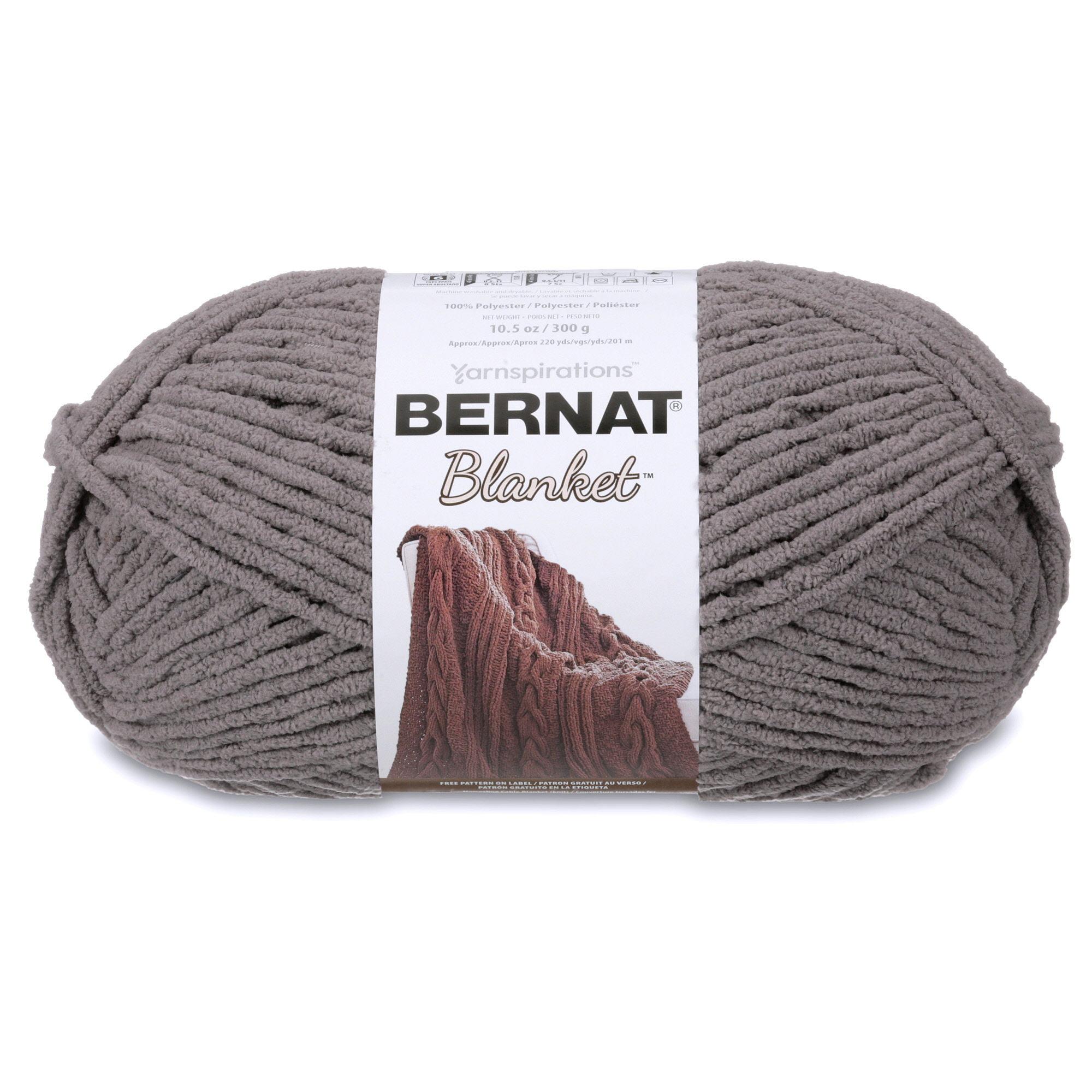 Bernat Blanket Big Ball Yarn - Walmart.com