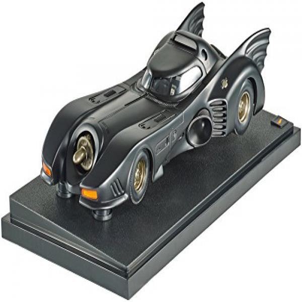 Hot Wheels Batman Returns DC Bat Mobile 1:18 Diecast Scale Model Replica Car by Mattel