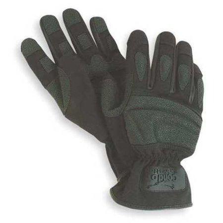 Extrication Gloves, M, Blk, Armortex(R), PR
