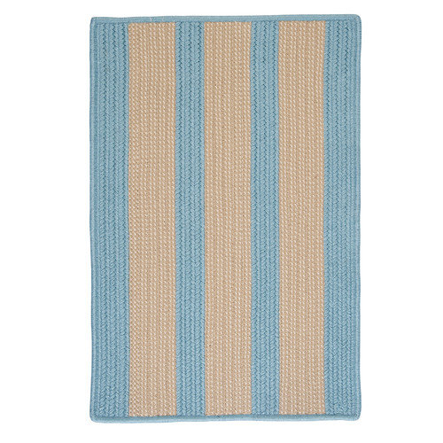 Colonial Mills Boat House Light Blue Indoor/Outdoor Area Rug
