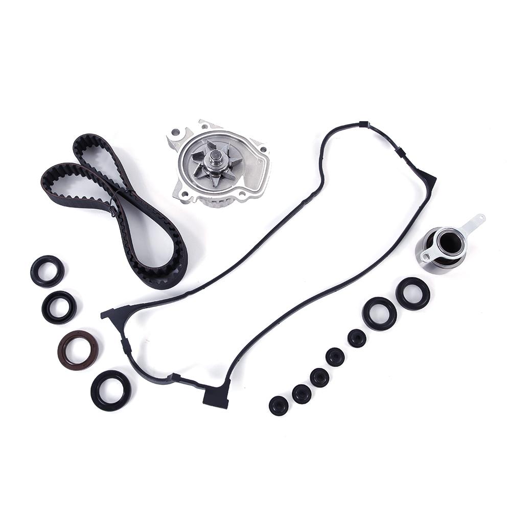 Ktaxon Timing Belt Kit Water Pump Gasket For 96 00 Honda Civic Cx Dx Ex Hx 16l Sohc