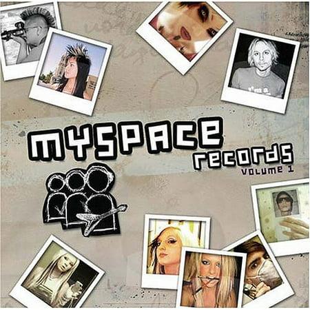 Myspace Records  Vol 1