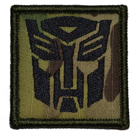 Lv Transformer - Autobot Transformers - 2x2 Patch