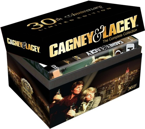 Cagney & Lacey: The Complete Collection (DVD)
