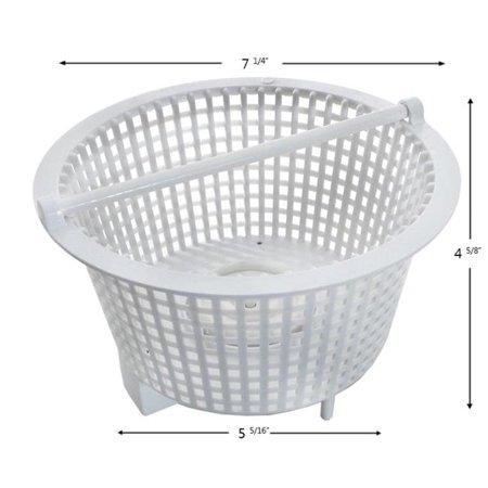 ALA-PT APCB43 Pentair & Pac-Fab IG Skimmer Basket - Pentair Skimmer Basket