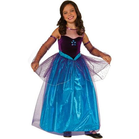Snow Queen Child Halloween Costume