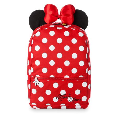 Disney Parks I Am Minnie Mouse Backpack for Kids New with Tags
